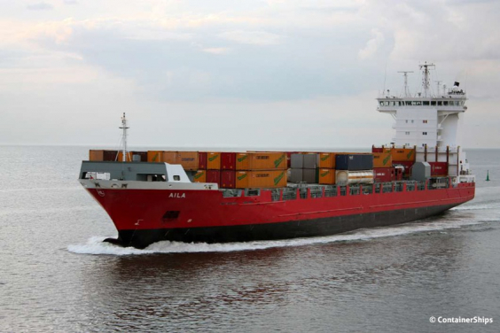 Crédit photo Containerships